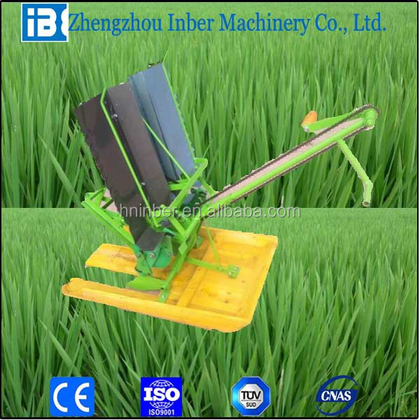 best quality china hand cranked rice transplanter for sale