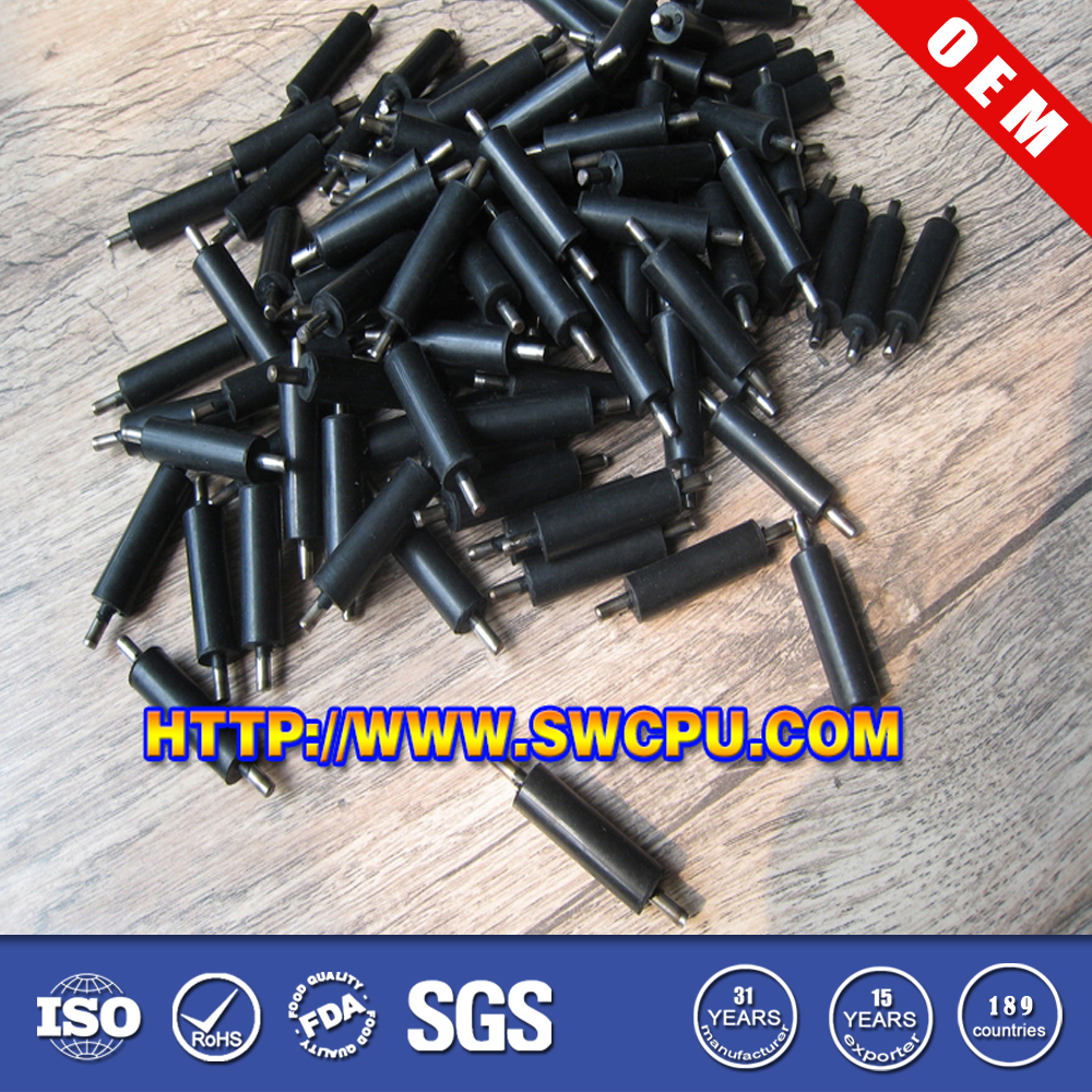 Small printing machine rubber roller