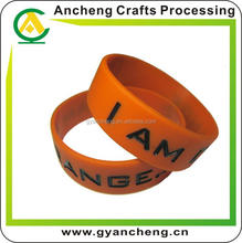 custom cheap 2012 hot new fashion silicone bracelet/ top quality silicone wristband for promotional gifts