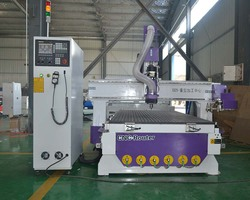 Factory supplier 16 Tools 1300*2500MM Cnc router