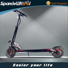 2000W 52V speedway 5 dual motor freestyle electric scooter 2018