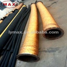 Discharge/Suction Rubber Hose Pipe Used To Transport Water&Sand