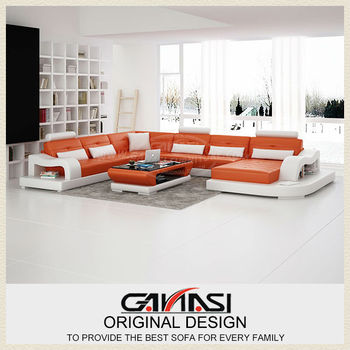 Giant Sofa Bed,italy Design Leather Bed,sofa Components