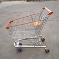 Ovel-tube shopping trolleys for wholesale