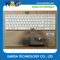 Portuguese Brazilian layout laptop keyboard for Toshiba C50 C55D L50 L50-A S50 C50D keyboard