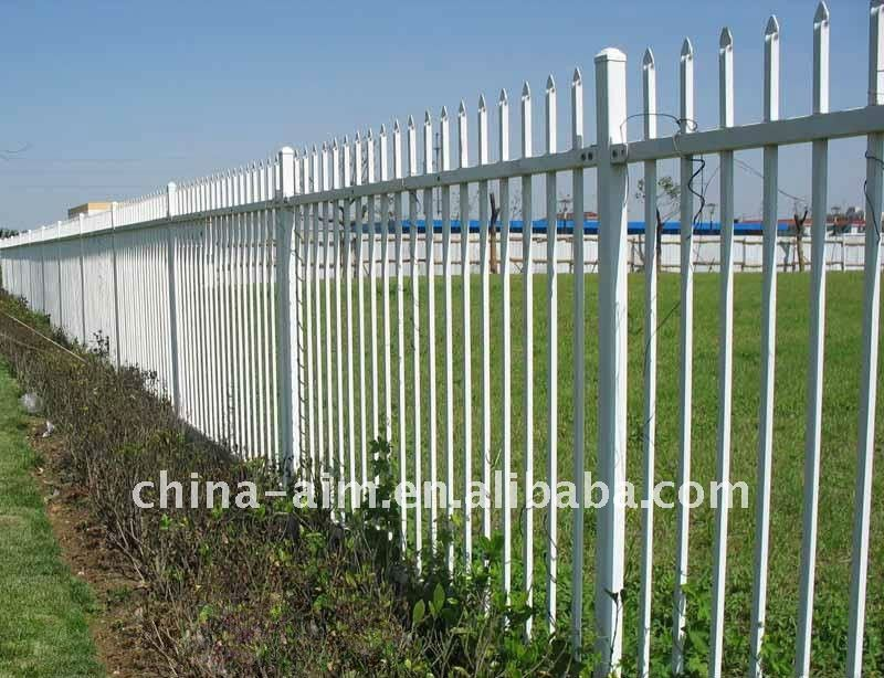 Stainless Steel Pipes Garden Fence