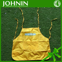 2015 top selling cheap promotional kids apron