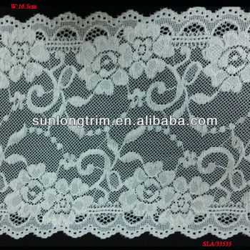 lingerie trim and fabric pinpoint