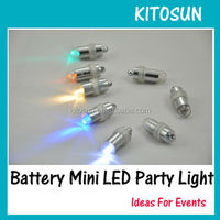MIcro Multi-color Battery Operated LED Party Small Mini Led Blinking Lights
