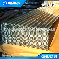 Factory price tianjin corrugated aluminum sheet
