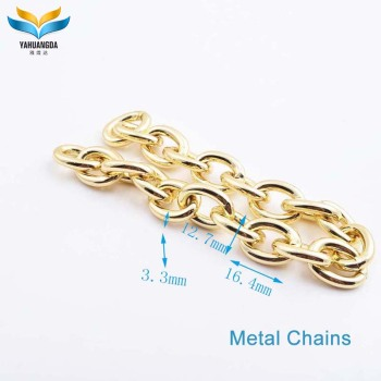 handbag hardware metal chain for bag handle