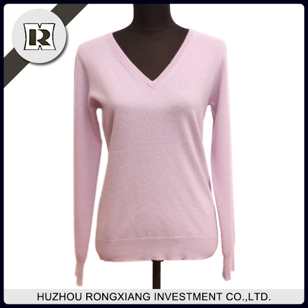 long sleeve fashion pullover for girl