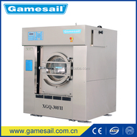 Commercial Stainless Steel Automatic used industrial washing machine for Sale
