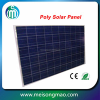 250W poly solar panel pv modules for solar energy system