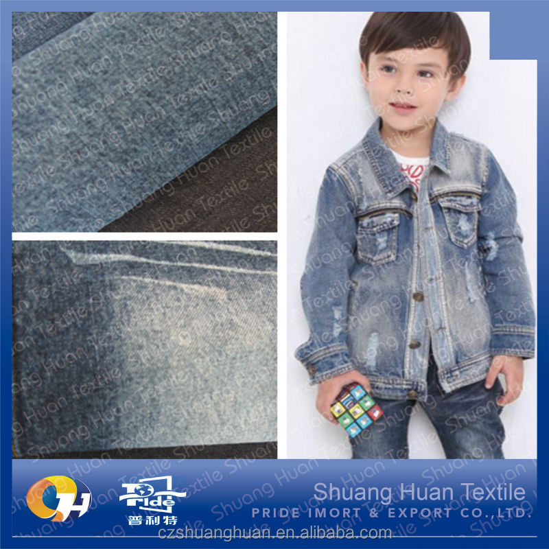 SH-WN8803 Hot Sale Cotton Knitting Fabric for Garments