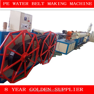 Downwards Blowing PE 1.5 inch agriculture high pressure water hose production line