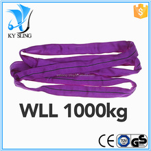 polyester endless round lifting slings