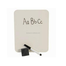 No Frame mini size double side pad whiteboard