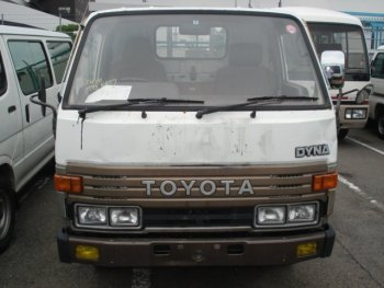 Toyota Dyna 2t Single Cabin Automobile