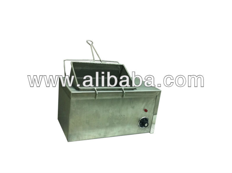 Deep Fat Fryer (Single/ Double Basket)