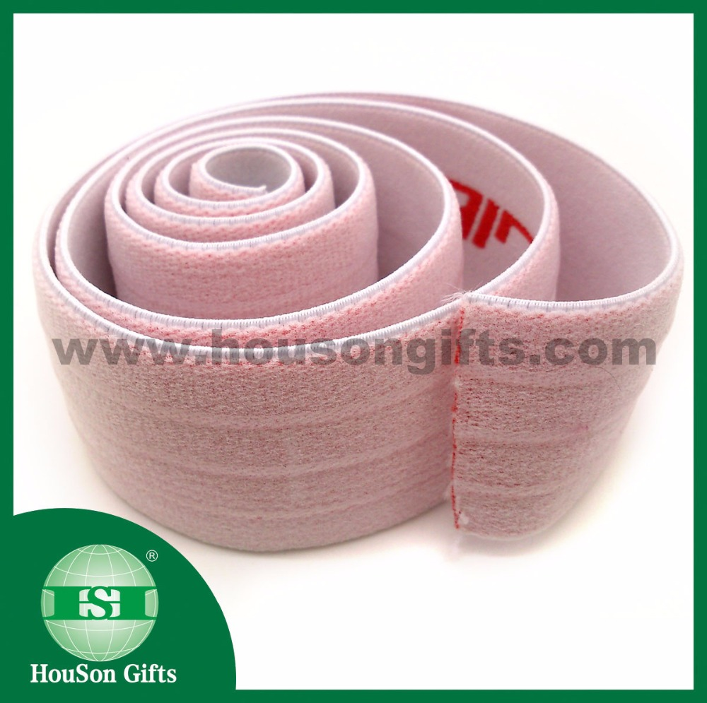 HSET410 transparent silicone rubber silicone gripper elastic tape