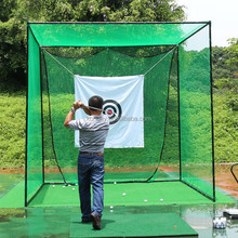 2017 hot sale Golf practice hitting net, practice putting cage