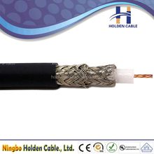 Colored power rg5/rg6 coaxial cable