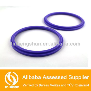 2013 hot-sale custom silicone rubber gasket