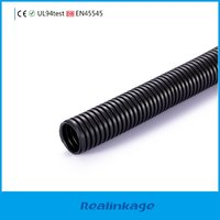 Cable conduit PA PI PR flexible corrugated tube nylon pipe