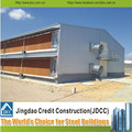 Sealed two storey steel structure chicken house