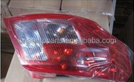1067002018 --Left rear combination lamp assembly,geely spare parts rear led tail lamp for geely emgrand ec7