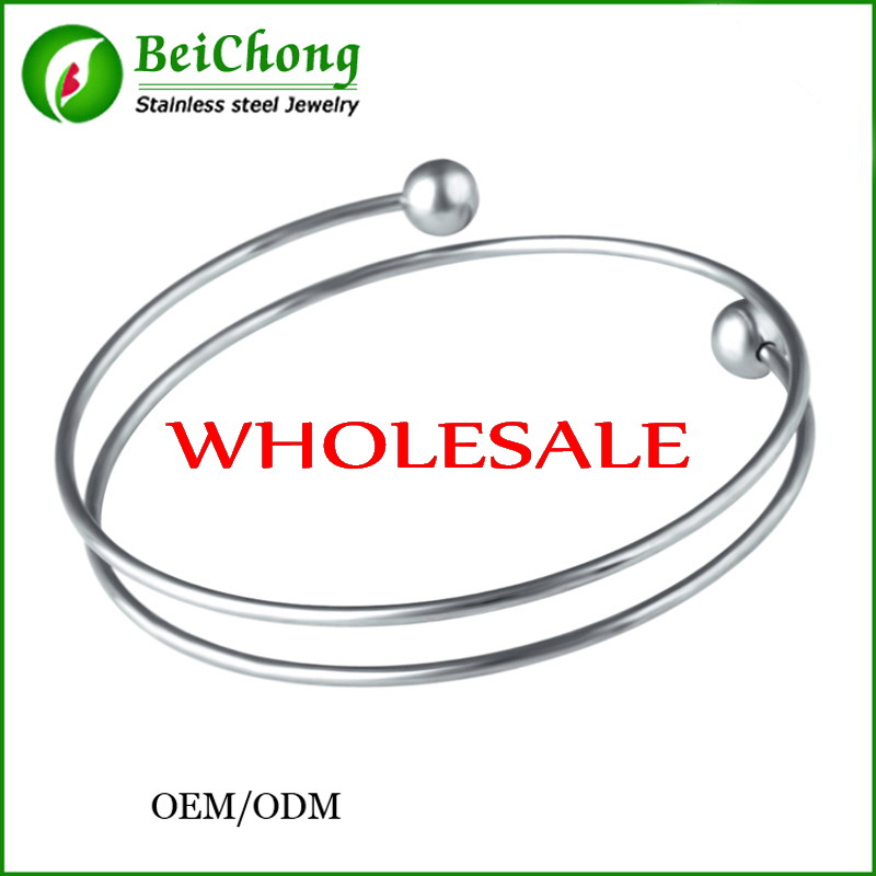 Fashion Simple Bracelet Charm Jewelry for Women pulseira brazaletes pulseras mujer Wholesale