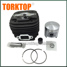 Chain Saw Parts Cylinder and Piston Kit with Bearing for MS070 chainsaw