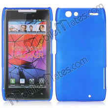 New Smooth Oil Coated Hard Case for Motorola XT910/912 Droid Razr PC Cover