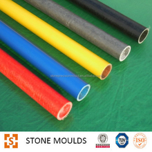 Glass Fiber Pultruded FRP/GRP Round Tube Profile
