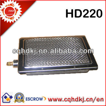 Energy Efficient Infrared Gas Chicken Kebab hd220