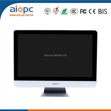 18.5'' 21.5'' 23.6'' 27'' 32'' led all in one desktop business computer