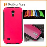 Full protection silicone case for samsung galaxy s4 mini i9190