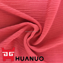 100% RAYON CREPE TEXTILE WOVEN FABRIC FOR DRESS
