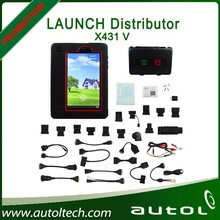 Original launch x431 V free Update Online powerful diagnostic function launch x431 v with Bluetooth/ Wifi X-431 V