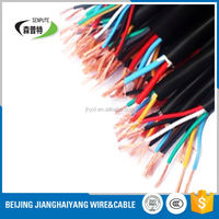 flexible shield rvv free samples electrical wire control cable