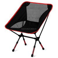 Outdoor Portable picnic folding chair with adjustable legs