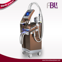 2016 shr ipl hair removal machine pain free q switched nd yag laser