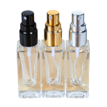 5ml 10ml Essential for holiday travel product custom luxury crystal mini cosmetic bottle spray glass perfume bottle