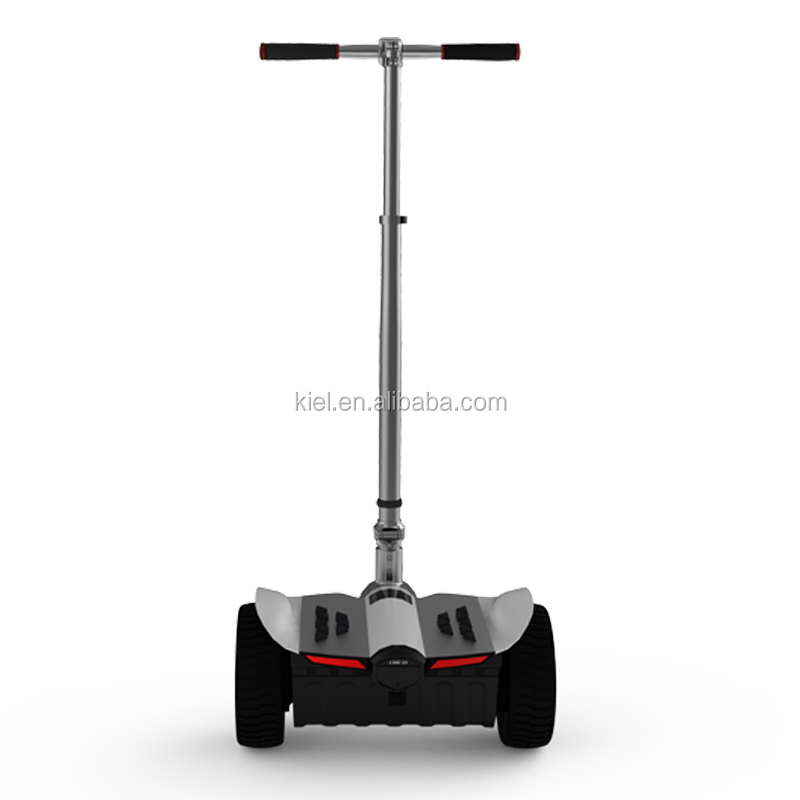 shenzhen cheap OEM hand holding motor 2 wheel scooter with remote in deceleration mode