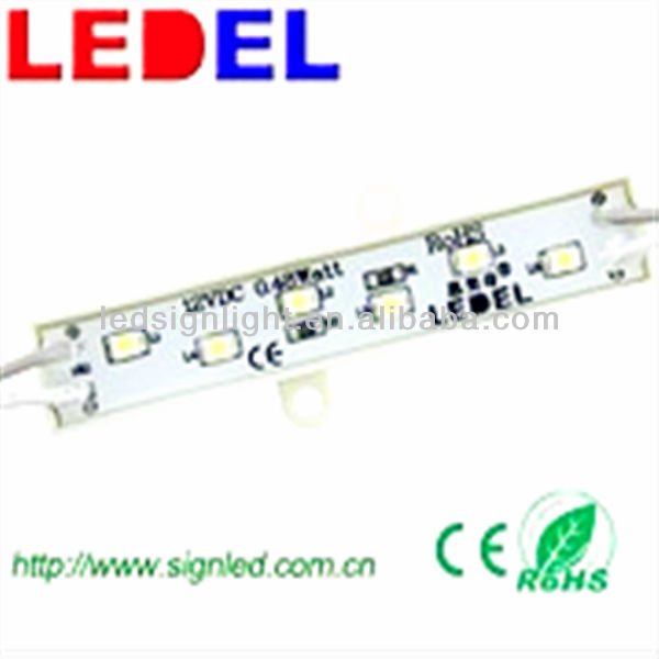 SMD3528*6 led module,Car fog light