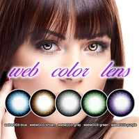 fashional colored korea eye lenses manufacturer contact lenses