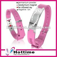 rose silicone ion sport band