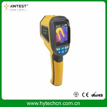 Extremely Affordable Thermal Imager for Short Range Security and Surveillance Applications