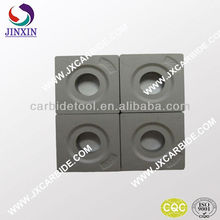 Iscar tungsten carbide cnc teeth index carbide inserts coated with cvd/pcd